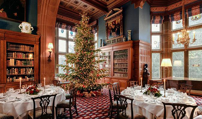 Hamburg Weihnachten Hotel Arrangement